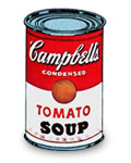 Campbells Soup, Andy Warhol