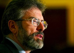 Gerry Adams (foto Reuters)