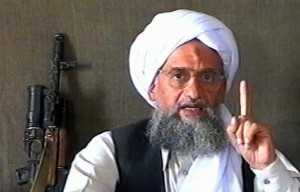 Al Zawahiri (AFP/Getty Images)