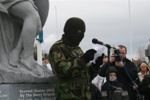 32 CSM Easter Commemoration 2009, Derry