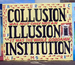 Collusion is not an illusion