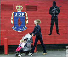 UDA - Ulster Defence Association | Quis Separabit