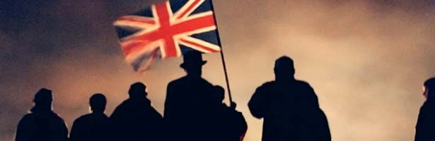 Union Jack a Drumcree