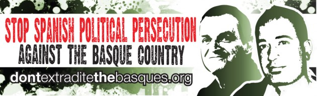 Don't extradite the Basques