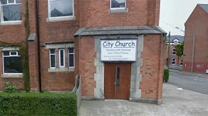 City Church, South Belfast