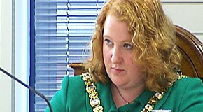 Naomi Long, Belfast Mayor