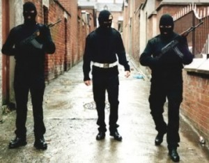UVF Ulster Volunteer Force