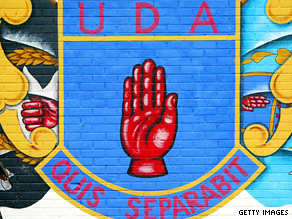 uda ulster defence association