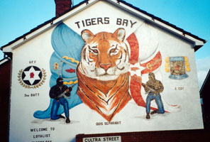 Tiger Bay, North Belfast
