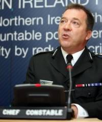 Matt Baggott, Chief Constable