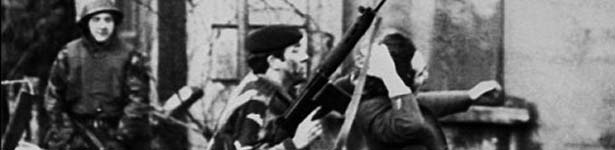 Bloody Sunday, Derry 30/01/1972