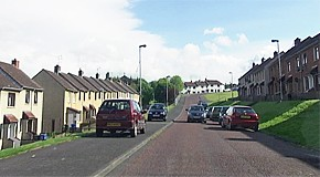 Coleraine, Heights