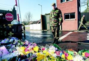 Altro arresto per attentato di Massereene Barracks