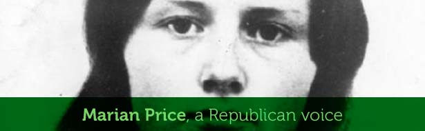 Marian Price, a Republican voice