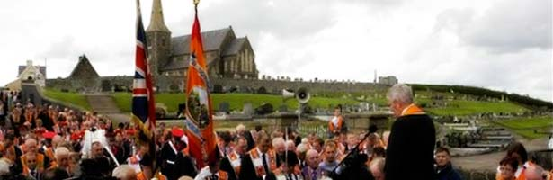 Orange Order | Drumcree | Parade | Parata