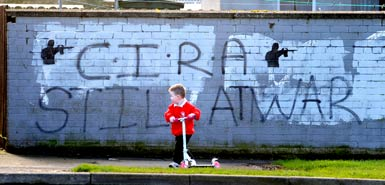 Continuity IRA POWs Maghaberry, Easter Statement 2012