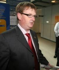 Proiettili inviati a Willie Frazer