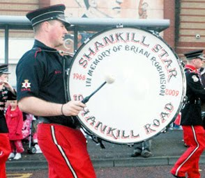 Shankill Star Flute Band | In memory of Brian Robinson