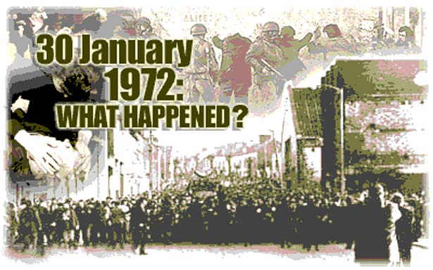 Bloody Sunday | 30 gennaio 1972 | 30 january 1972