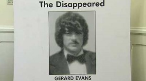 Gerard Evans | Disappeared