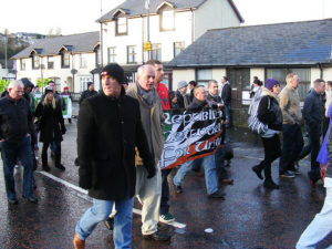 Bloody Sunday Commemoration 2010, Derry