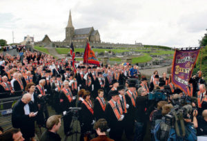 Drumcree, Orange Order