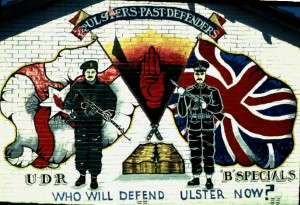 Ulster Defence Regiment | B-Special