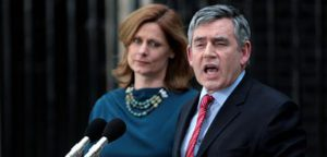 Sarah + Gordon Brown