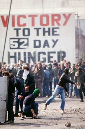 Hunger Strike - © Michel Philippot/Sygma/Corbis