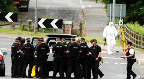 Allarme bomba ad Aughnacloy | Bomb alert in Aughnacloy