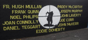 Vittime del massacro di Ballymurphy | Victims of Ballymurphy Massacre