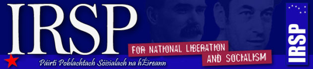 Irish Republican Socialist Party | IRSP