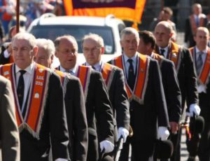 The Twelfth 2010. Warringstown, Newry District