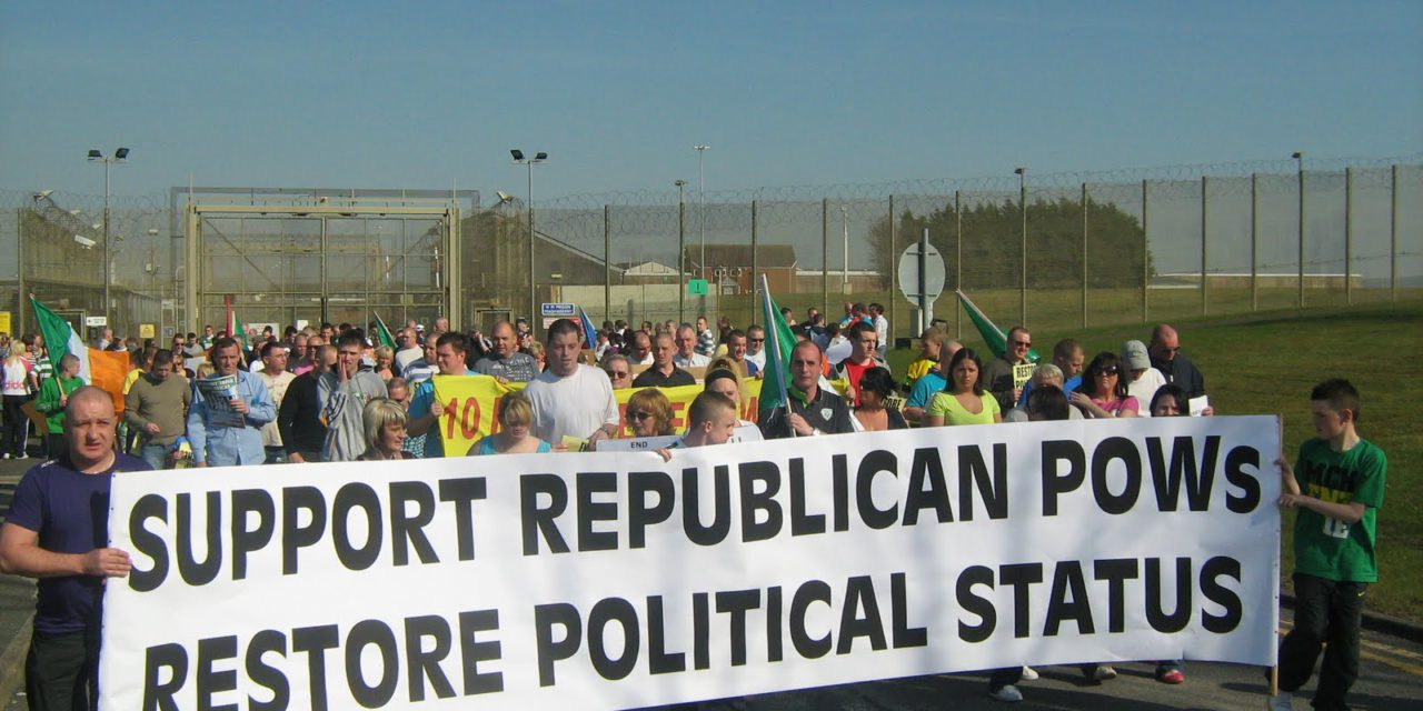 Accordo di Maghaberry   Maghaberry Agreement ending Roe House protest