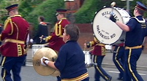 Hillview Shankill Flute Band