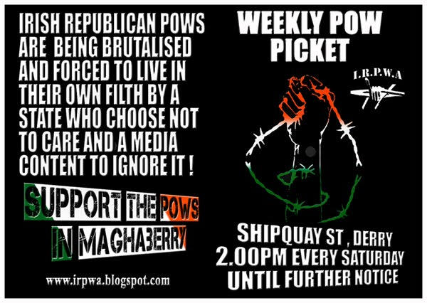 Weekly POW Picket