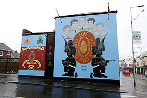 UVF | Ulster Volunteer Force