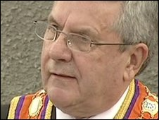 Robert Saulters | Grand Master Orange Order