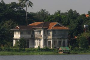 La casa di Aung San Suu Kyi | The home of The Lady