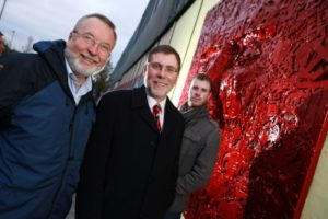 Tony Kennedy, Nelson McCausland, Kevin Killen