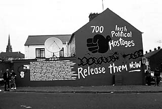 Irish Political Hostages