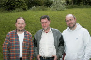 Tom Kelly, William Kelly, Kevin Hasson | The Bogside Artists