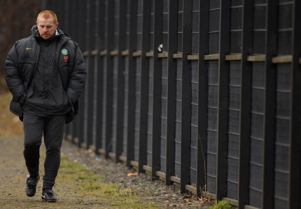 Neil Lennon - Celtic Glasgow