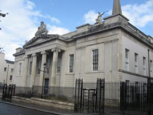 Tribunale di Derry | Derry courthouse | Bishop Street