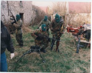 Irish Republican Army, South Armagh