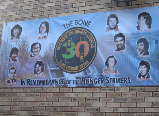 Hunger Strike 1981-2011
