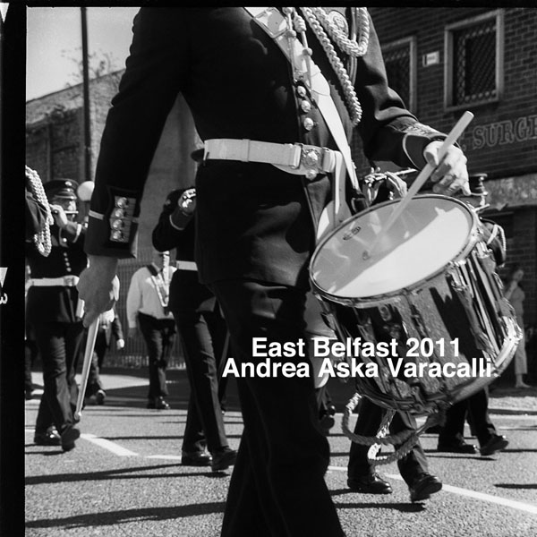 Istantanee da East Belfast. La parata della Ballymacarrett District LOL No 6