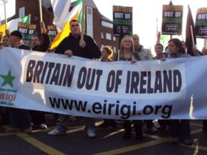 Inglesi via dall'Irlanda | British out of Ireland