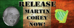Release Martin Corey Now!