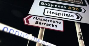 Massereene Barracks, Antrim